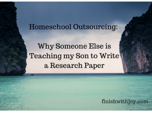 Homeschool Outsourcing